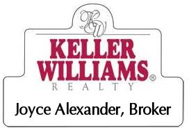 Engraved Keller Williams Name Tags